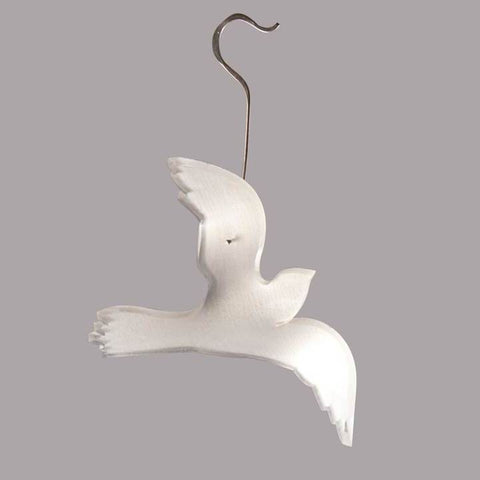 Fig & Dove Medium Dove Ornament