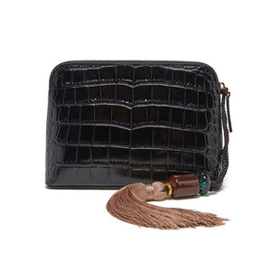 Lizzie Fortunato Mini Safari Clutch