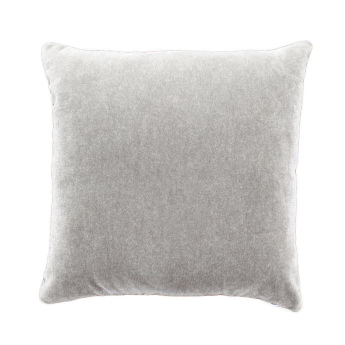 Mohair Pillow in Fog