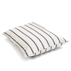 The Foggy Dog Modern Stripe Dog Bed