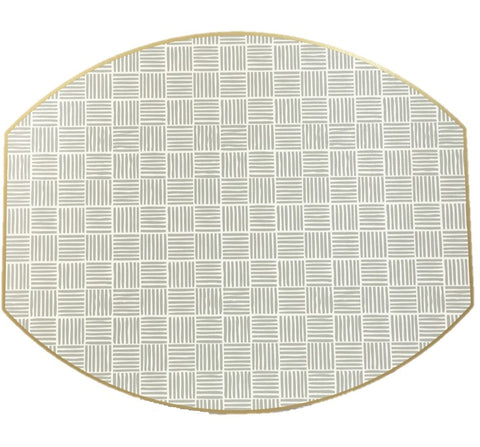 Holly Stuart Eclipse Modern Squares Placemat