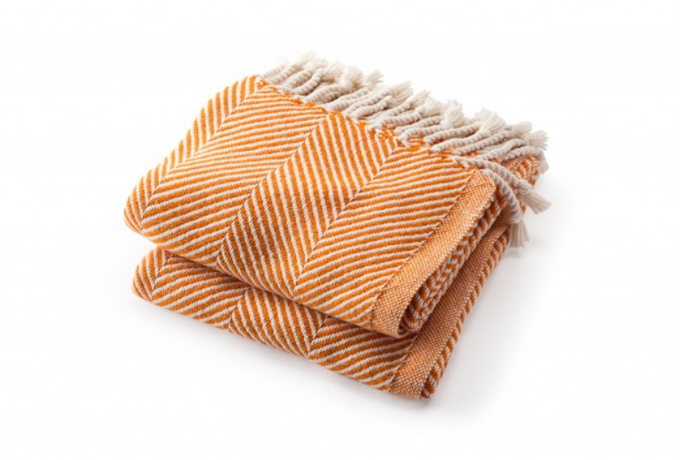Autumn Monhegan Throw