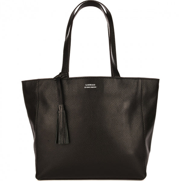 Loxwood Montmartre Tote in Licorice