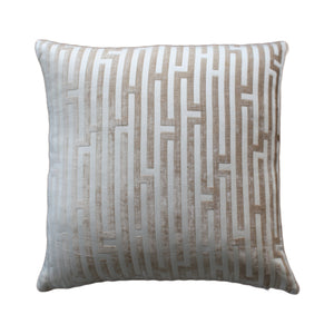 Nadene Pillow in Ecru
