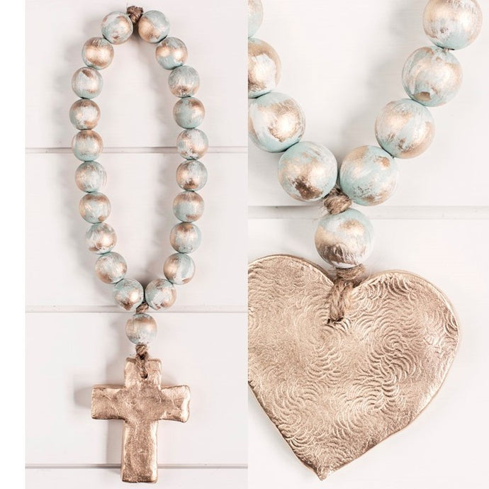 The Sercy Studio Nancy Chunky Blessing Beads