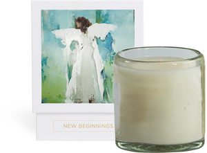 Anne Neilson New Beginnings Candle