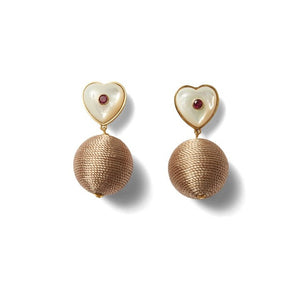 Lizzie Fortunato New Crush Earrings