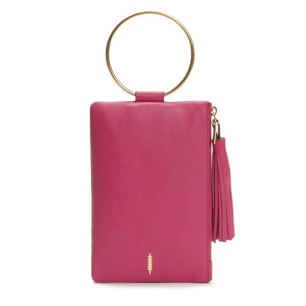 Nolita Clutch in Berry