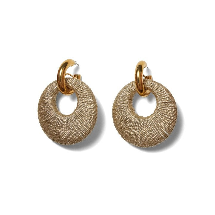 Lizzie Fortunato Orb Earrings