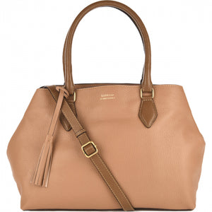 Loxwood Pamina Shoulder Bag in Beige