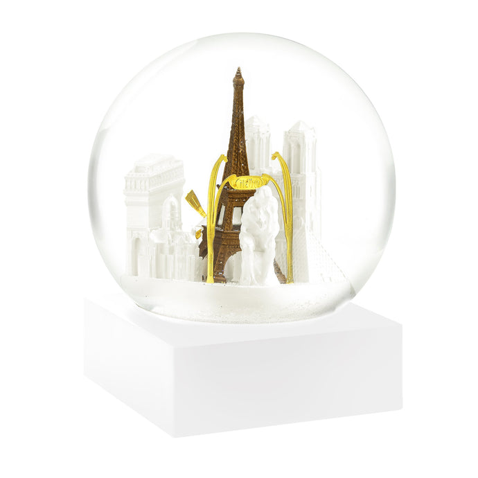 Paris Snow Globe