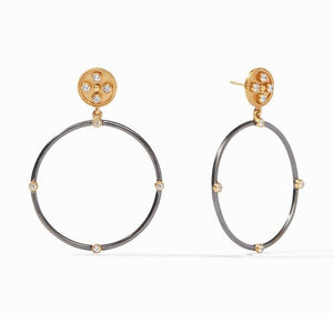 Julie Vos Paris Statement Earrings