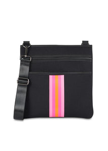 Neoprene Crossbody Bag in Soul