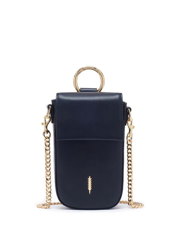 Farrow Phone Crossbody Bag in Black