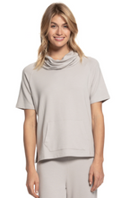 Load image into Gallery viewer, Luxe Lounge Raglan Pullover Top
