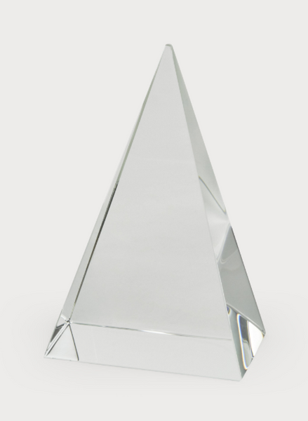 Crystal Pyramid Small