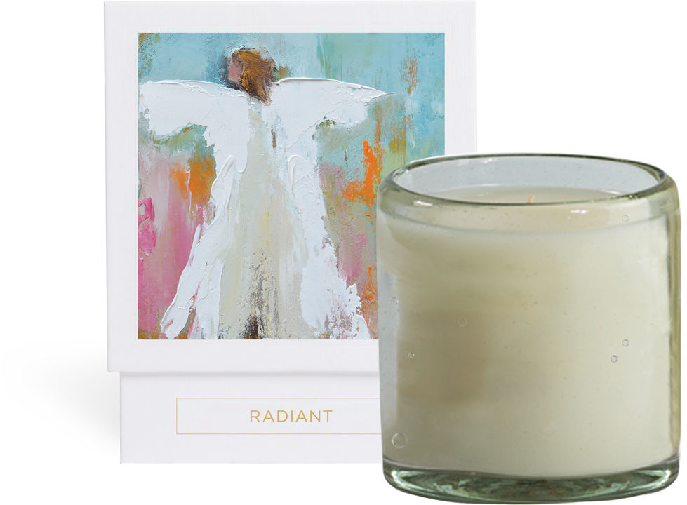 Anne Neilson Radiant Candle