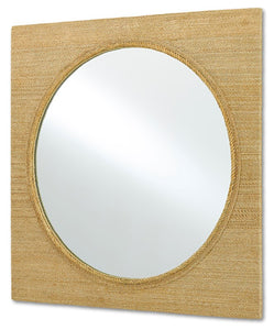 Abaca Rope Mirror