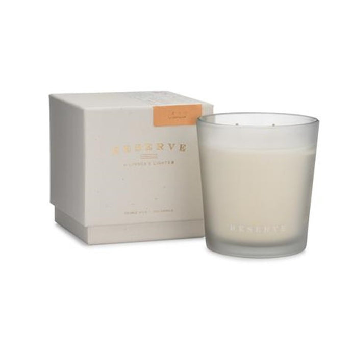 Linnea's Lights Reserve Light Candle, Orchard