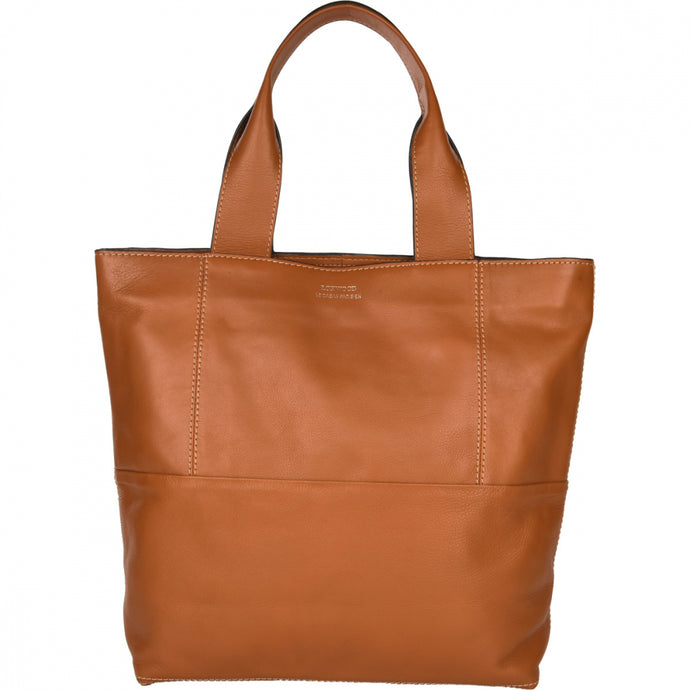 Loxwood Rivoli Bag in Cognac
