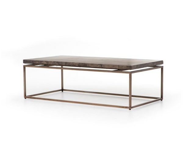 Washed Iron Coffee Table