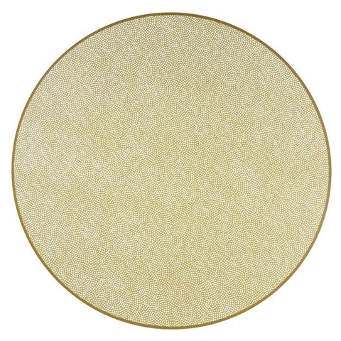 Holly Stuart Dot Fan Round Placemat