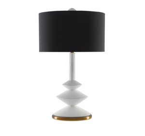 Sabella White Lamp