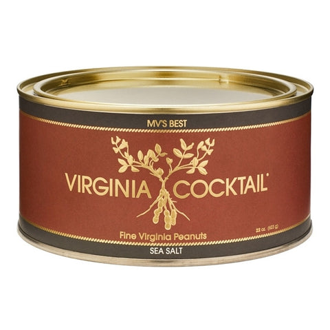 Virginia's Cocktail Salted Peanuts