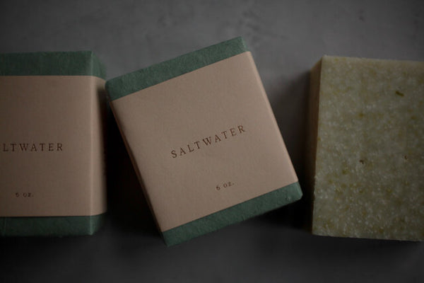 Saltwater Handcrafted Soap