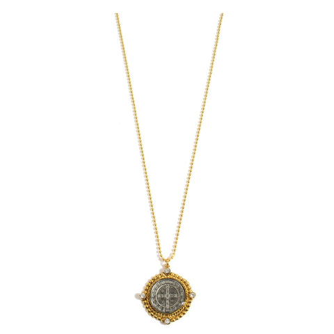 VSA Designs San Benito Grande Necklace