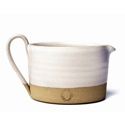 Farmhouse Pottery Silo Sauce Boat
