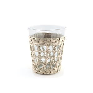 Seagrass Cage Wide Tumbler