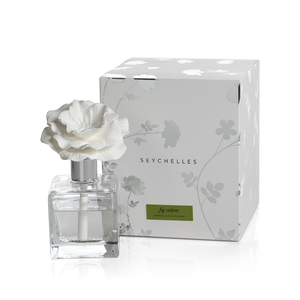 Fig Vetiver Flower Seychelles Porcelain Diffuser