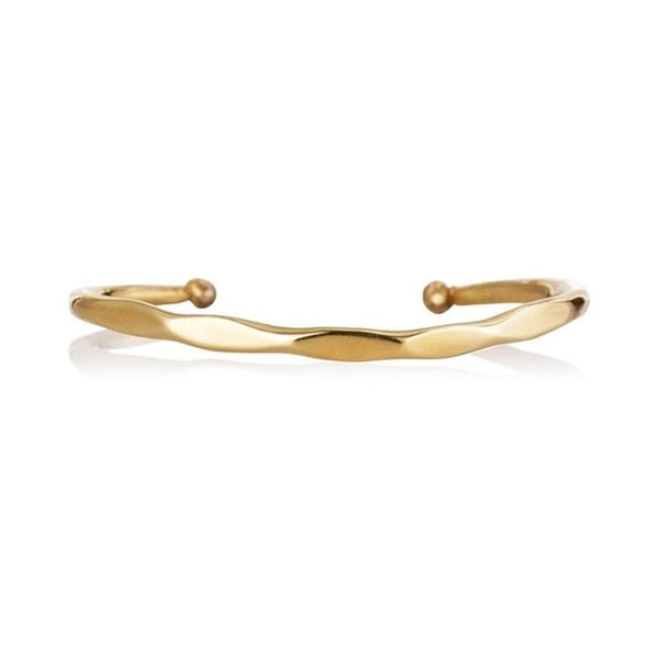 Louisa Guild Jewelry Simple Cuff Bangle