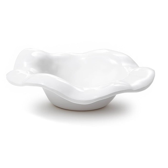 VIDA Havana Small White Bowl