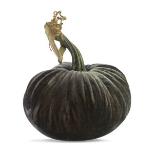 Smokey Topaz Plush Pumpkin