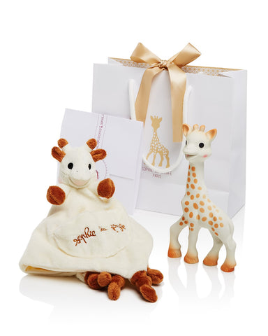 Sophie la Girafe Sophisticated Set