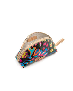 Floral Medium Cosmetic Bag