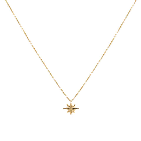 The Brave Collection Starburst Chain Necklace