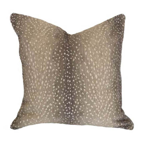 Ivy and Vine Stone Antelope Pillow