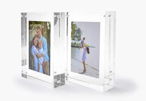 Photo Bookends