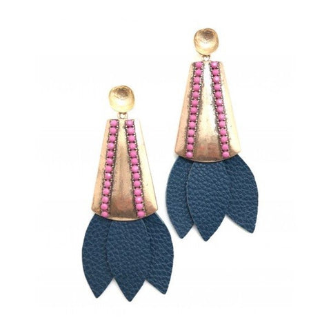 Shiver and Duke Tinsley Earrings
