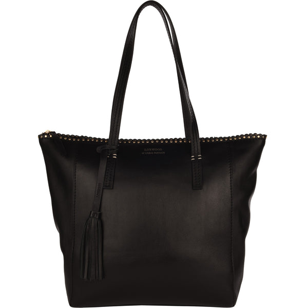 Loxwood Trocadero Bag in Black
