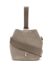 Load image into Gallery viewer, Loren Crossbody Bag in Suede