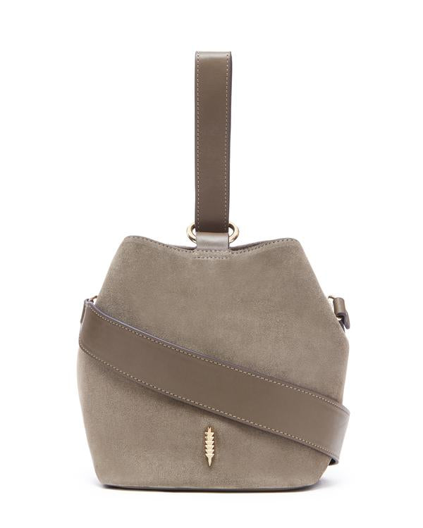 Loren Crossbody Bag in Suede