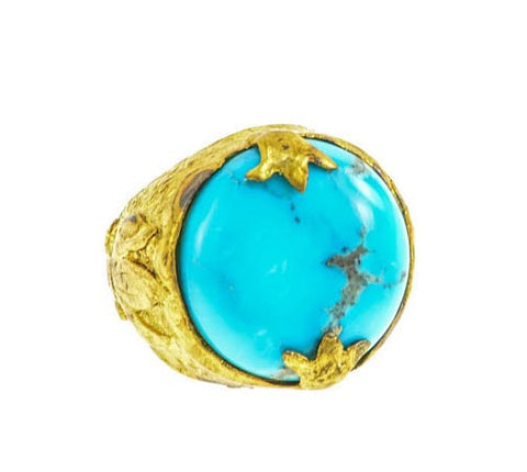 Gypsy Tulip Spring Ring