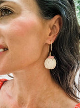 Load image into Gallery viewer, Shiver and Duke Tulum Earrings in Pink