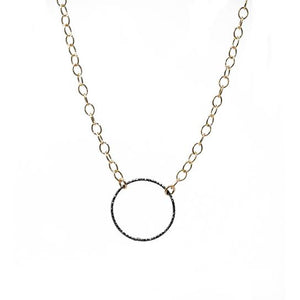 Erin Gray Design Unity Circle Necklace No. 2
