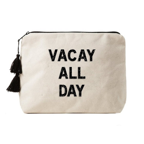 Vacay All Day Bikini Bag Clutch