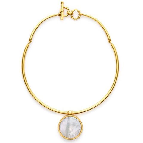 Julie Vos Valencia Double Sided Choker